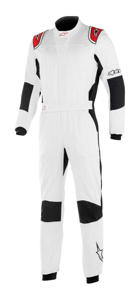 alpinestars(アルパインスターズ) GP TECH V3 SUIT WHITE RED サイズ:52 品番:3354020-23-52