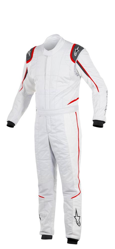 alpinestars(アルパインスターズ) GP TECH LM SUIT WHITE RED BLACK サイズ:54 品番:3354216-231-54