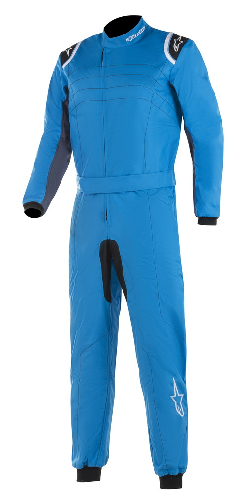 alpinestars(アルパインスターズ) KMX-9 V2 KART SUIT COBALT BLUE BLACK サイズ:50 品番:3356019-7291-50