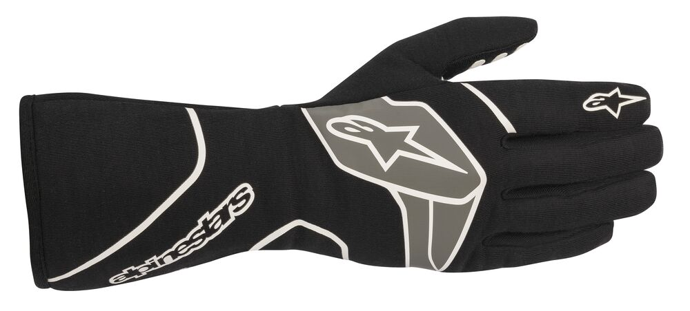 alpinestars(アルパインスターズ) TECH-1 RACE V2 GLOVES BLACK WHITE サイズ:M 品番:3551020-12-M