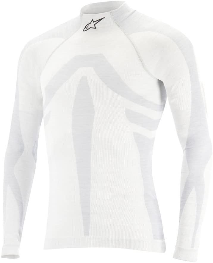【アウトレット】在庫限り!処分特価 ! alpinestars(アルパインスターズ) ZX TOP EVO ≪アンダーウェア≫ サイズ:M-L 品番:4755016-201-M/L
