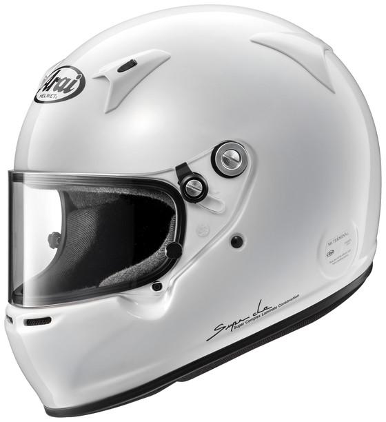 ARAIヘルメット GP-5W 8859 (60-61) 白 品番:GP-5W-8859-XL