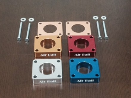 5☆大好評 取付け簡単 ボルトオン装着可能 ARJ スロットルスペーサー 日産 型番: DR64W SS-0019 超定番 NV100クリッパーリオ