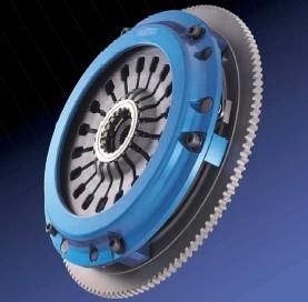 クスコ シングルクラッチシステム プルタイプ 三菱 ランエボIX(9) CT9A 2001/01- 品番: 560022HP