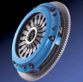 クスコ シングルクラッチシステム プルタイプ 三菱 ランエボVII(7) CT9A 2001/01- 品番: 560022HP