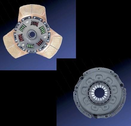 クスコ ディスク+カバーセット メタル 三菱 ランエボII(2) CE9A 1992/01-1996/09 品番: 00C022C208M/00C022B205