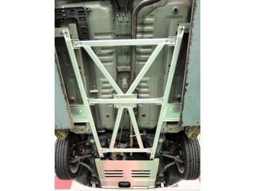 D-SPORT ダイハツ車専門カスタマイズパーツ Dスポーツ フロアフレームバー コペン:L880K 品番:57502-E080 スピード対応 全国送料無料 57502E080 08 年式:2002 06-2012 大特価
