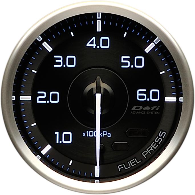 Defi(デフィ) ADVANCE A1 φ60 燃圧計 品番:DF15101