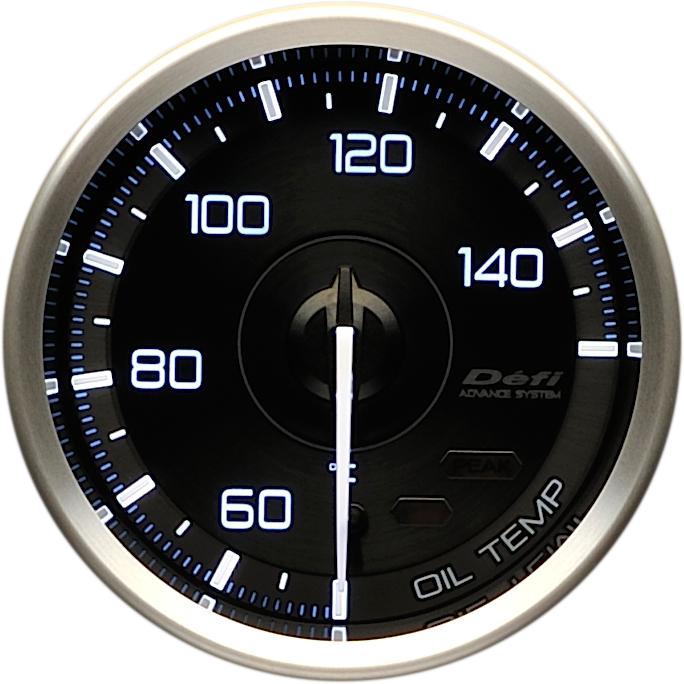 Defi(デフィ) ADVANCE A1 φ60 油温計 品番:DF15201