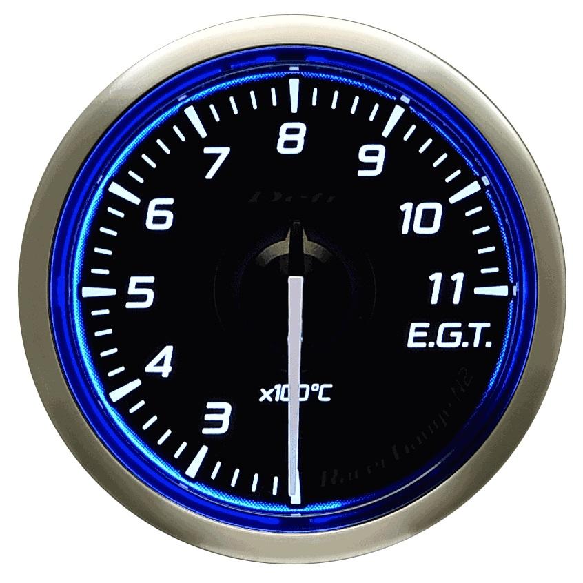 Defi(デフィ) Racer GaugeN2 φ52 排気温度計(E.G.T.) 品番:DF16401