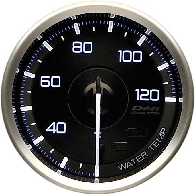 Defi(デフィ) 品番:DF15301 φ60 水温計 ADVANCE A1