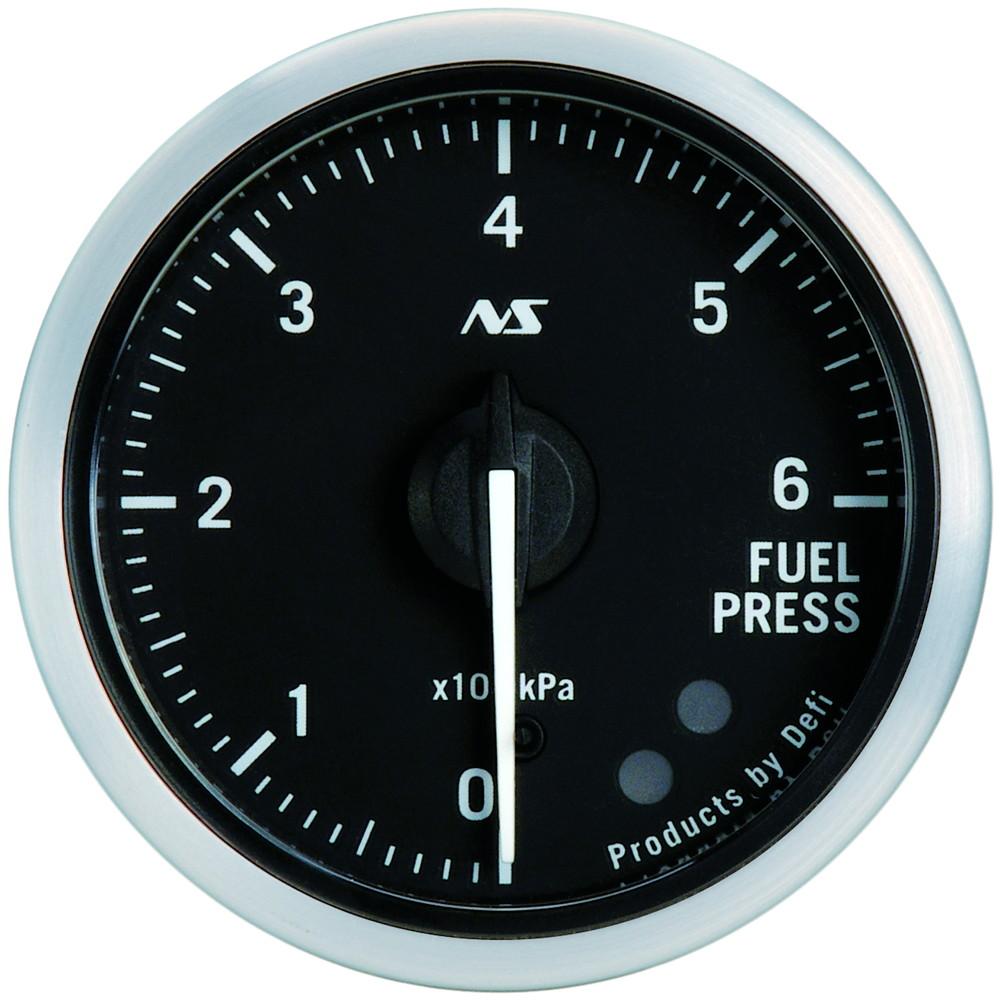 Defi(デフィ) ADVANCE RS 52 FUEL.P (燃圧計) 52φ 品番:DF13801