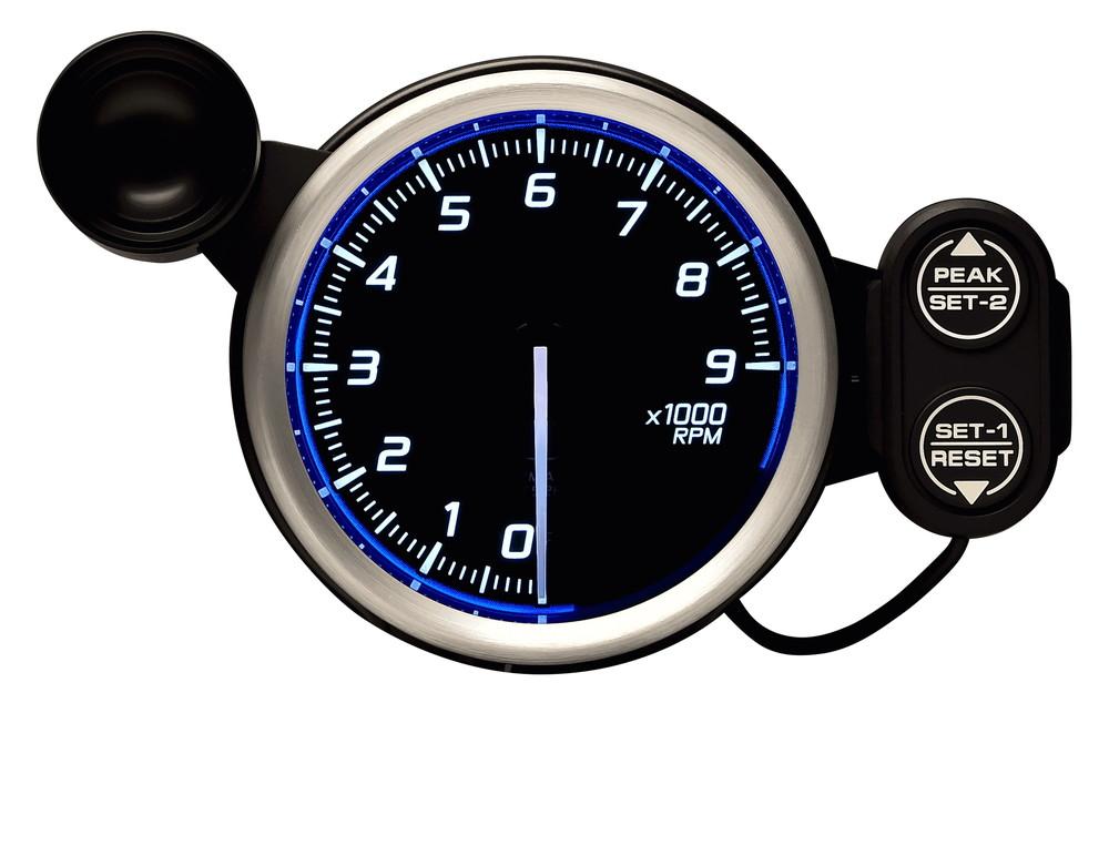 Defi(デフィ) Racer GaugeN2 φ80 タコメーター9000rpm 品番:DF17201