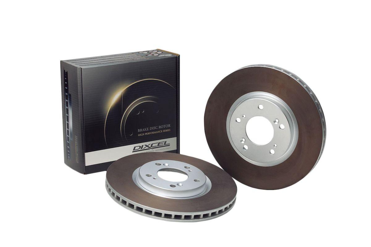 DIXCEL(ディクセル) ブレーキローター HDタイプ 1台分前後セット 日産 セドリック/グロリア Y32 91/6-95/6 品番:HD3212177S/HD3252018S