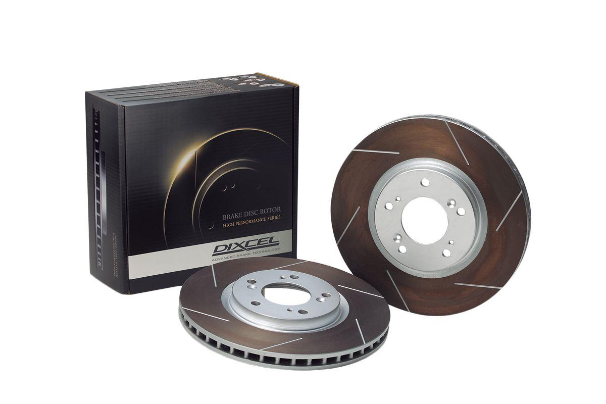 DIXCEL(ディクセル) ブレーキローター HSタイプ フロント トヨタ スープラ DB42 19/06- 品番:HS1218451S