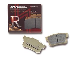 DIXCEL ディクセル RDタイプ リア左右セット トヨタ カローラレビン AE91 87/5~91/6 [ブレーキパッド] RD315096