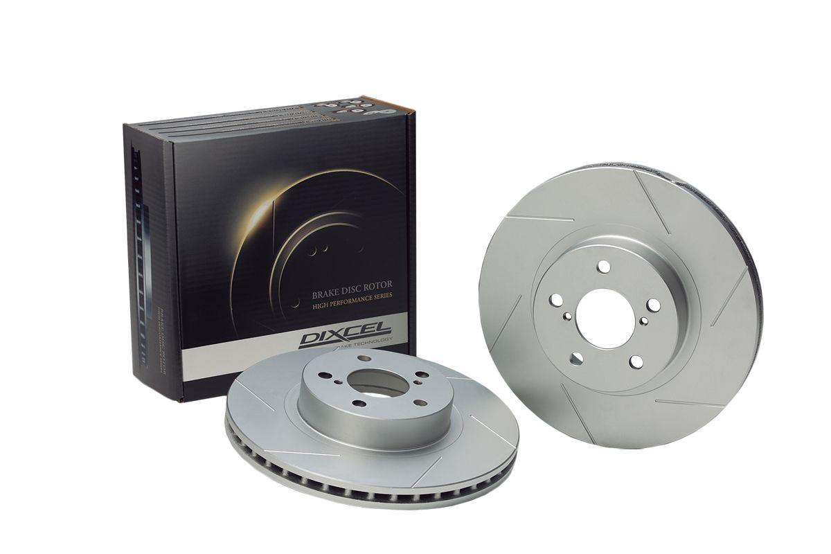 DIXCEL(ディクセル) ブレーキローター SDタイプ 1台分前後セット ホンダ NSX NA1 90/9- 品番:SD3313388S/SD3353389S