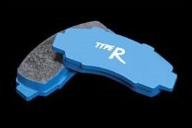 ENDLESS(エンドレス) タイプR[フロント左右セット] S-MX RH1/2 H8.11~ 2000~ [ブレーキパッド] EP270TR