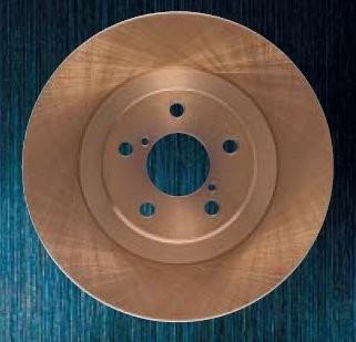 GLANZ(グラン) 輸入車用ハードブレーキローター[フロント] BMW 5シリーズ H25/HD25/HE30/H35 88~96 525i/530i/535i [ブレーキローター] 122433