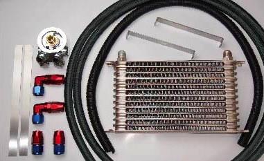 HPI エンジンオイルクーラーキット フェアレディZ Z33 02/7^06/12 [オイルクーラー] HPOC-Z33