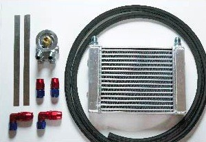 HPI エンジンオイルクーラーキット 汎用 W1 M20×P1.5 [オイルクーラー] HPOCE-W1SETSTD2