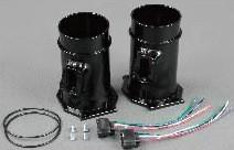 HPI Z32エアフロタイプ 日産 フェアレディZ Z32 ブラックアルマイト アルミパイプ本体×1,ハーネス×1,Oリング×1 [エンジンパーツその他] HPAFAD-Z32HBK