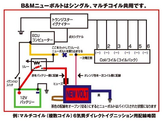 HPI 뉴 볼트 스펙 07 범용[엔진 파트 그 외] HPNV-07