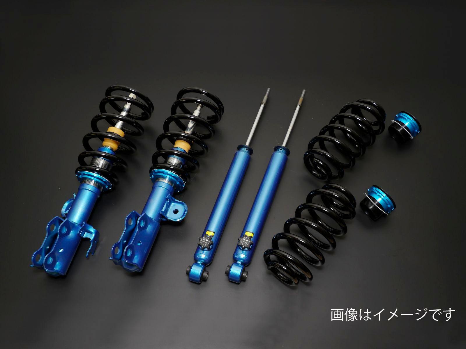 CUSCO(クスコ) 車高調キット street 日産 ノート E11 2005.1-2012.8 商品番号:266 62K CBF