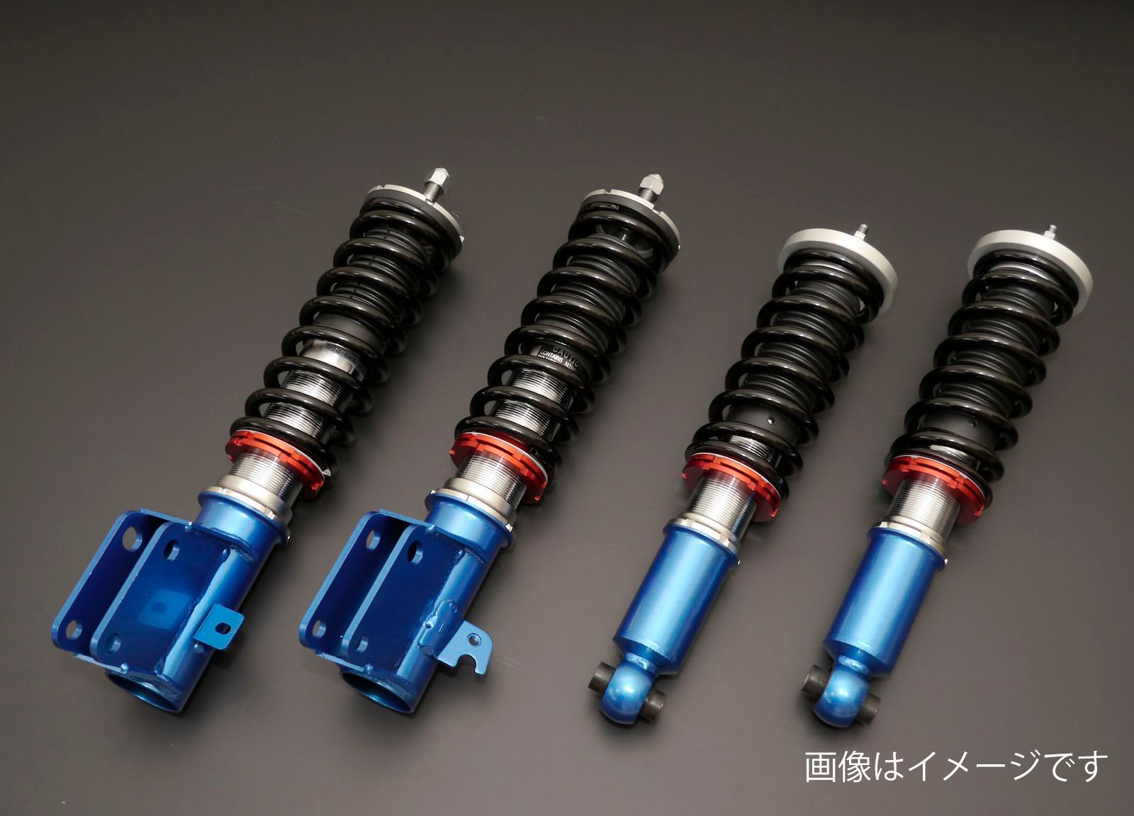 CUSCO(クスコ) 車高調キット street ZERO スバル インプレッサ GH2/GH8 2007.6-2011.12 商品番号:691 61P CN