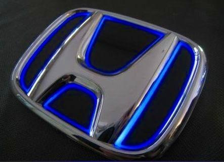 ジュナック LEDトランスエンブレム(フロント) シビック FD1/FD3 2005/09-2011/04 品番:LTEH2