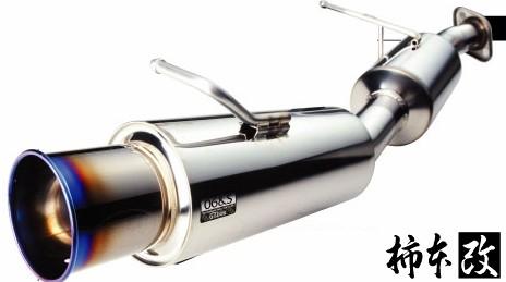 柿本レーシング GTbox 06&S ダイハツ タントカスタム CBA-L375S 2011/06-2012/05 KF(T) [マフラー] D44310