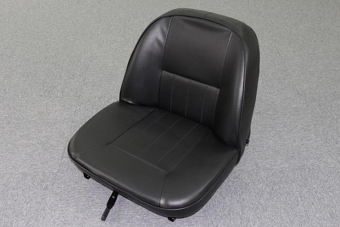 フォークリフト用汎用座席シート