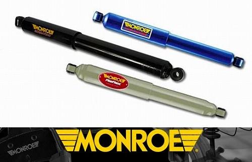 モンロー ショックアブソーバー 1台分前後セット アウディ A4アバント 8EAUKF 04/12-08 品番: E2053/E1355