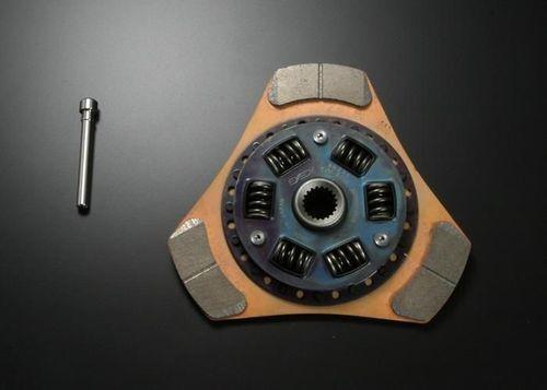 MONSTER モンスター クラッチセットA スイフトスポーツ ZC31S クラッチディスク+強化プッシュロッド メタル [クラッチ] 3125204650M