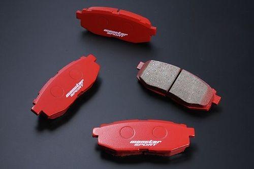 MONSTER モンスター ブレーキパッド type-S BRZ ZC6 リヤ17インチ用 2012/03- [ブレーキパッド] 1ALR10