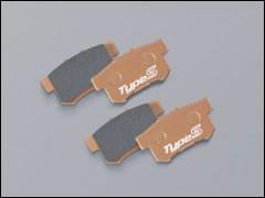 MUGEN(無限) ブレーキパッド【タイプスポーツ リア】 シビックタイプR FD2 2007/09- K20A 品番:43022-XKPC-K000