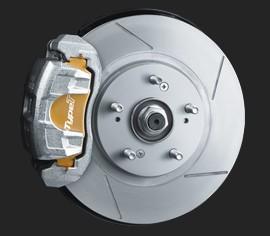 MUGEN(無限) ブレーキローター【リア】 インスパイア CP3 2010/08- J35A 品番:43250-XKF-K0S0