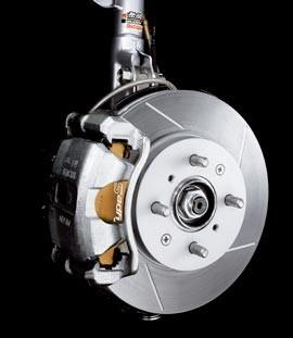 MUGEN(無限) ブレーキローター【フロント】 フィット GE6/GE7/GE9 2009/11-2010/09 L13A/L15A 品番:45250-XLF-K1S0