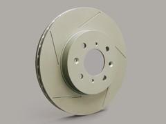 MUGEN(無限) ブレーキローター【フロント】 フリードスパイクハイブリッド GP3 2011/10- LEA 品番:45250-XLF-K1S0