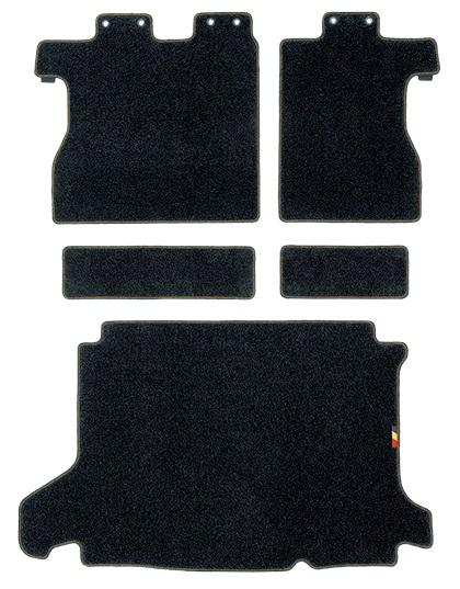 MUGEN(無限) スポーツラゲッジマット ブラック ヴェゼル RU3 2018/02- 品番:08P11-XMR-K0S0-BK