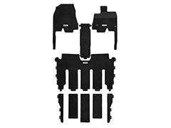 MUGEN(無限) スポーツマット B 2列目プレミアムクレードルシート用/センターコンソールボックス非装備車用 オデッセイ RC4 2017/11- 品番:08P15-XMLC-K0S0-B