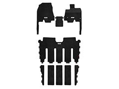 MUGEN(無限) スポーツマット A 2列目プレミアムクレードルシート用/センターコンソールボックス装備車用 オデッセイ RC4 2017/11- 品番:08P15-XMLC-K1S0-A