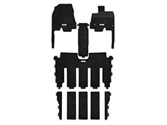 MUGEN(無限) スポーツマット B 2列目プレミアムクレードルシート用/センターコンソールボックス非装備車用 オデッセイ RC4 2017/11- 品番:08P15-XMLC-K1S0-B