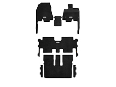 MUGEN(無限) スポーツマット A 2列目6:4分割スライドシート用/センターコンソールボックス装備車用 オデッセイ RC4 2017/11- 品番:08P15-XMLC-K2S0-A
