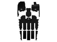 MUGEN(無限) スポーツマット 2列目プレミアムクレードルシート用/センターコンソールボックス非装備車用 オデッセイ RC1 2017/11- 品番:08P15-XML-K3S0