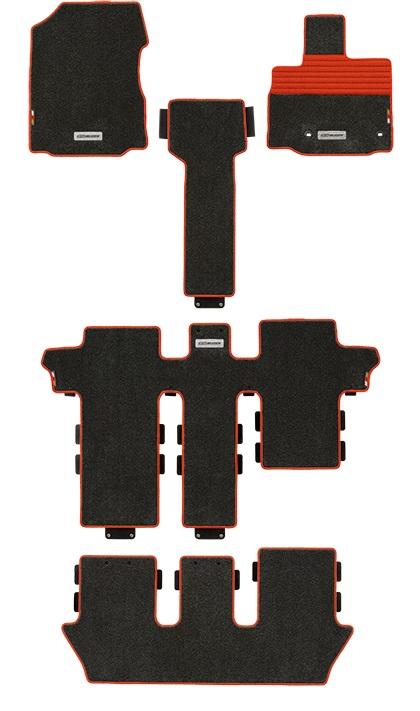 MUGEN(無限) スポーツマット フリード GB7 2016/09- 品番:08P15-XNE-K0S0