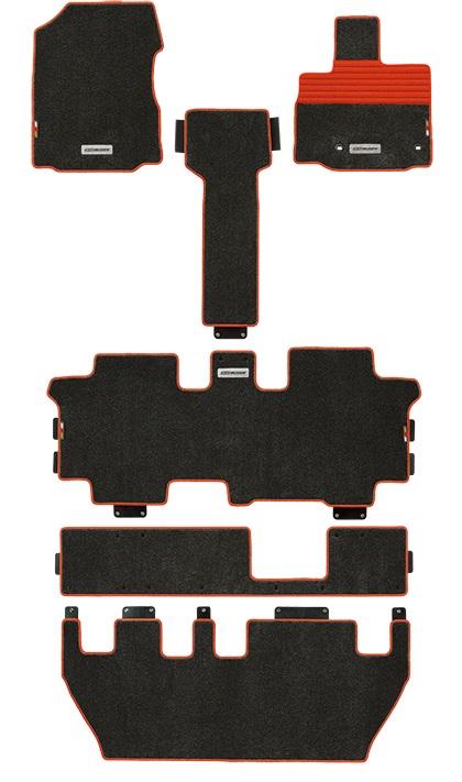 MUGEN(無限) スポーツマット フリード GB5 2016/09- 品番:08P15-XNE-K4S0