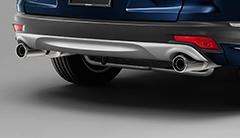 MUGEN(無限) スポーツエキゾーストシステム CR-V RW2 2018/08- ※配送先条件あり 品番:18000-XNK-K1S0