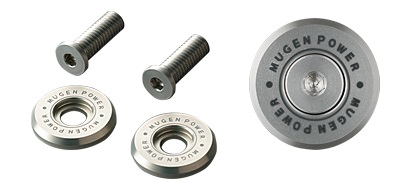 MUGEN Number Plate Bolts  For Accord CR6 CR7 75700-XG8-K0S0