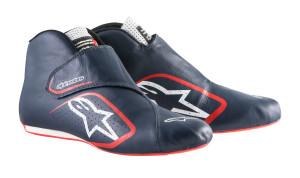 alpinestars(アルパインスターズ) SUPERMONO レーシングシューズ NAVY/WHITE/RED サイズ:6 品番:2716015-718-6